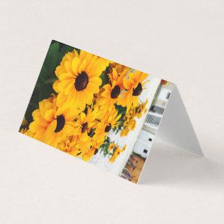 Cartão Susan Blackeyed Notecards vazio