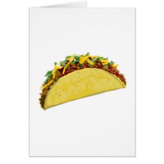 Cartão Taco