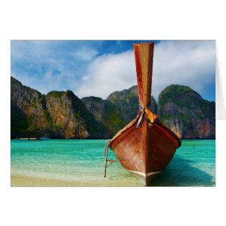 Cartão Tailândia