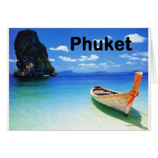 Cartão Tailândia Phuket (St.K)