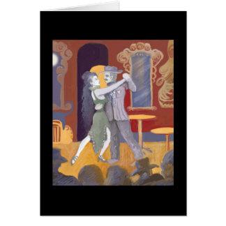 Cartão ** Tango **