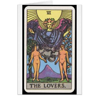 Cartão Tarot: Os amantes