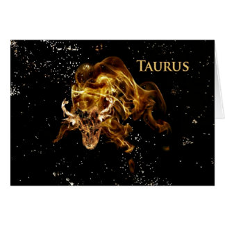 Cartão Taurus - Bull-Cartão