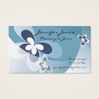 Cartão telefónico bonito da borboleta