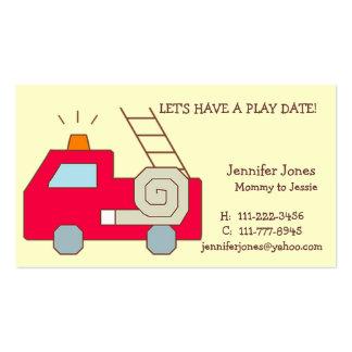 Cartão telefónico da data do jogo modelos cartao de visita