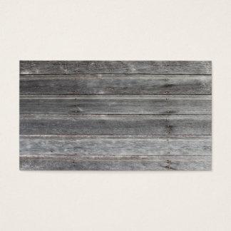 Cartão telefónico de madeira (resistido)