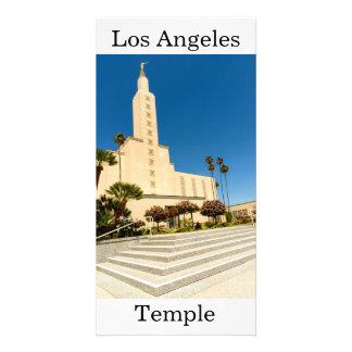 Cartão Templo de Los Angeles LDS