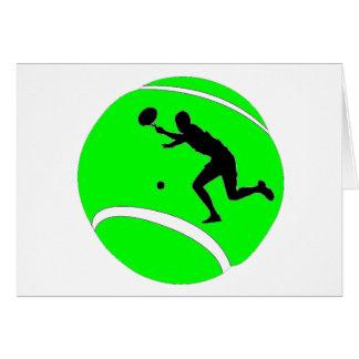 Cartão Tênis