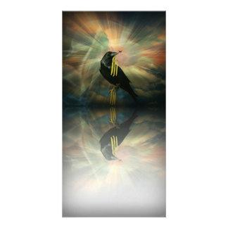 Cartão Tesouro dos corvos