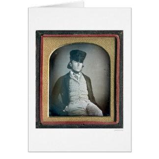 Cartão Theodore D. Judah [CA 1848]