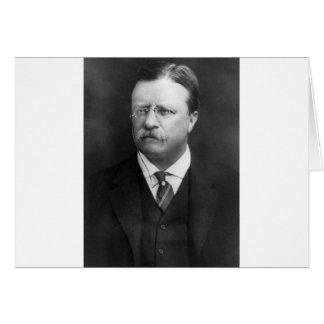 Cartão Theodore Roosevelt