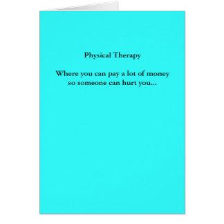 Cartão TherapyWhere físico você pode pagar muito mone…