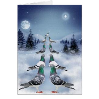 Cartão Tiempo de Navidad