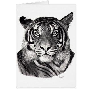 Cartão Tigereyes