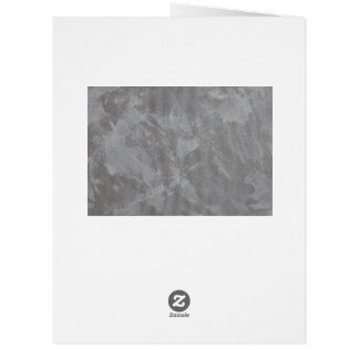 Cartão Tinta branca no fundo de prata