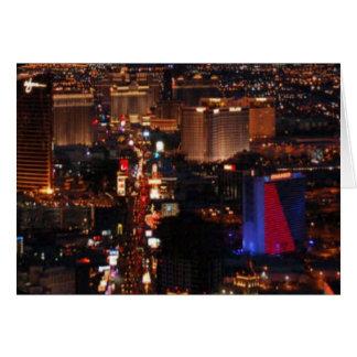 Cartão Tira 2006 de Las Vegas