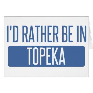 Cartão Topeka