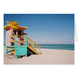 Cartão Torre 1 do Lifeguard