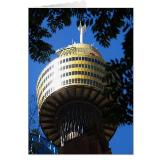 Cartão Torre de Sydney