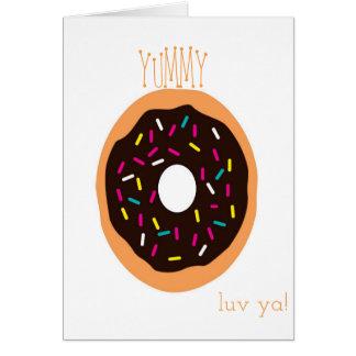 Cartão Traga-me doces
