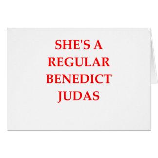 Cartão traidor