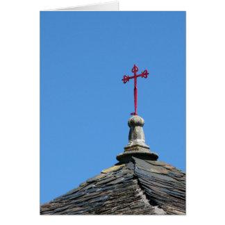 Cartão transversal de St James