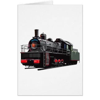 Cartão Trem