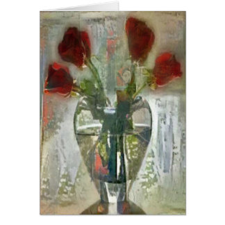 Cartão Tributo do Aa à senhora Monet