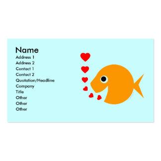 Cartão tropical da manutenção da piscina do criado cartao de visita