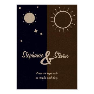 Cartão Um eclipse marital