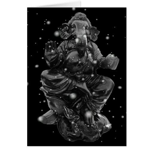 Cartão universal de Ganesha