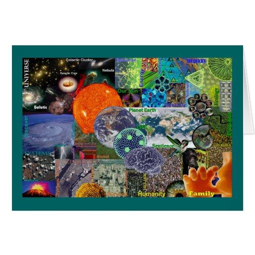 Cartão universal do Oneness