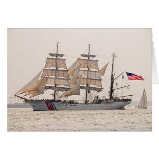 Cartão USCG Eagle 2