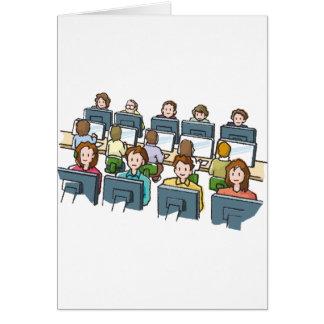 Cartão Usuários do computador