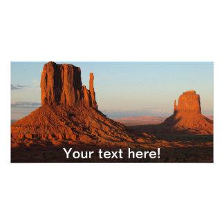 Cartão Vale do monumento, Colorado