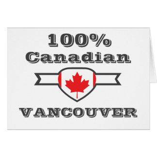 Cartão Vancôver 100%
