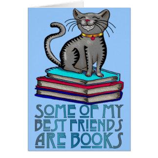 Cartão vazio dos melhores amigos