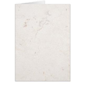 Cartão Vazio neutro de pedra de mármore do fundo natural
