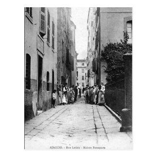Cartão velho - Ajácio, Corse