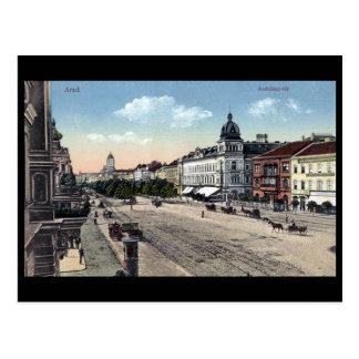 Cartão velho - Arad, Romania