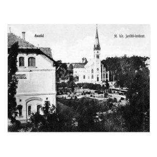 Cartão velho - Aszód, Hungria