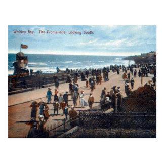 Cartão velho - baía de Whitley
