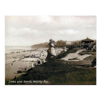 Cartão velho - baía, Tyne e desgaste de Whitley