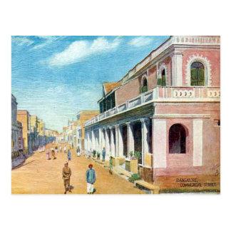 Cartão velho - Bangalore (Bengaluru), India.