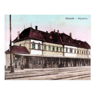 Cartão velho - Bátaszék, Hungria