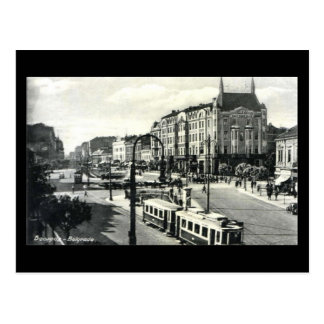 Cartão velho, Belgrado