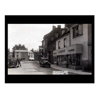 Cartão velho - Bicester, Oxfordshire