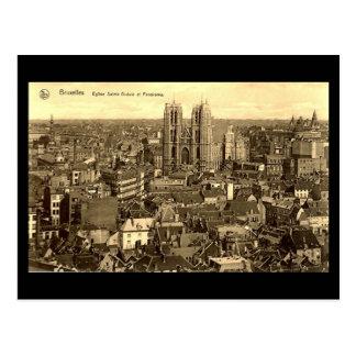 Cartão velho - Bruxelas