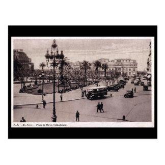 Cartão velho - Buenos Aires, Argentina