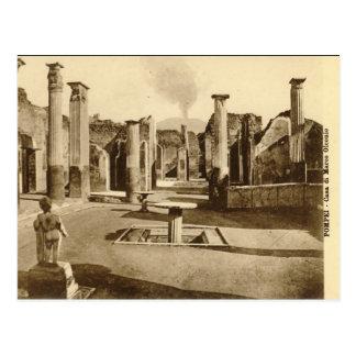 Cartão velho - Casa di Marco Olconio